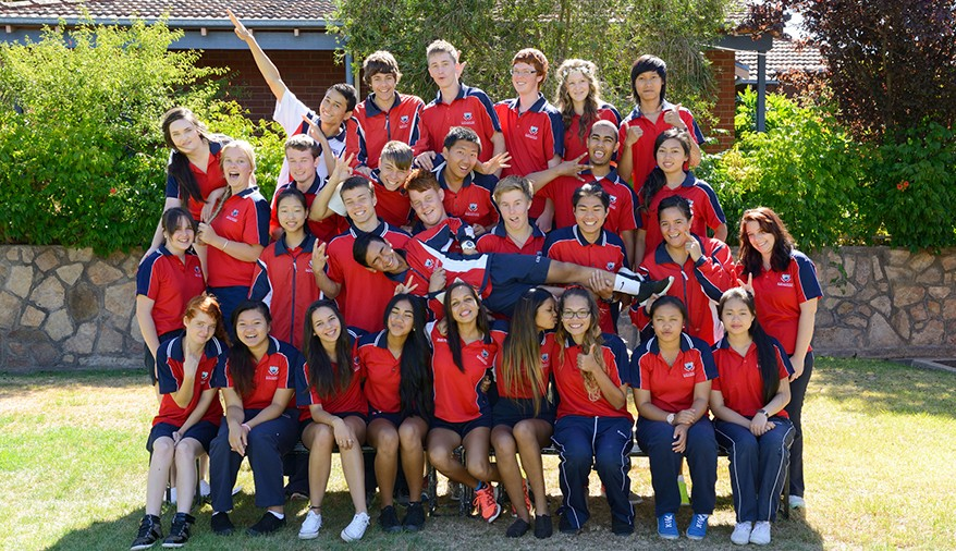 2014 Year 12 Group