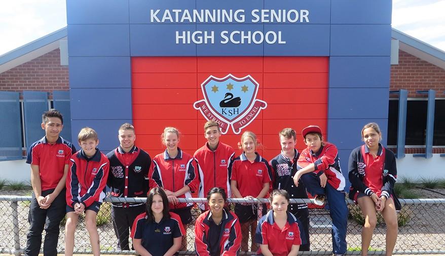 2014 Student Leaders