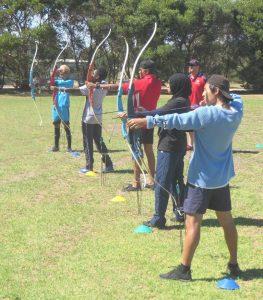Archery Lessons 2016