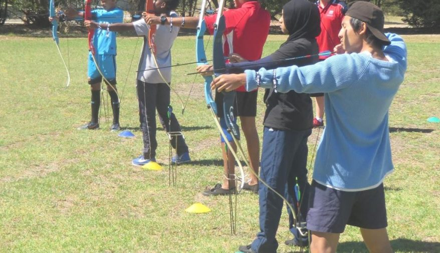 Archery Lessons 2016