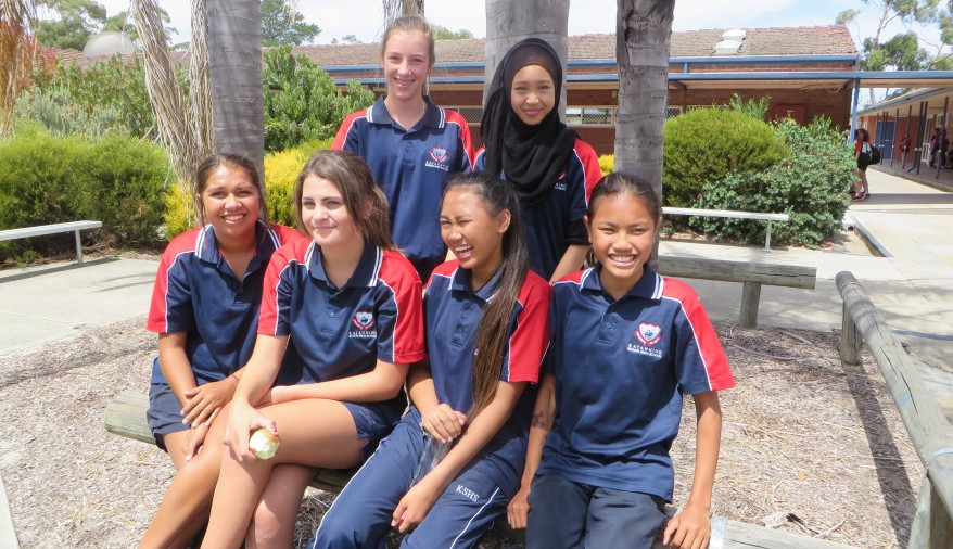 2015 Year 8 Girls
