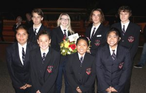 Anzac Dawn Service 2016 - Student Leaders