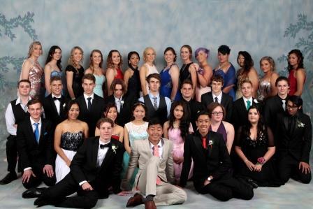 2016 School Ball - Year 12 Copyright - Bliss Studio