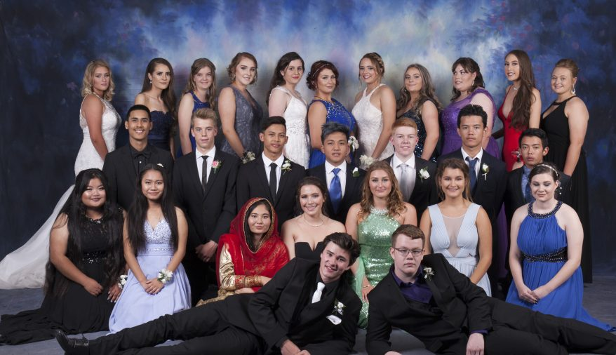 2017 School Ball - Year 12  (Copyright Bliss Studio)
