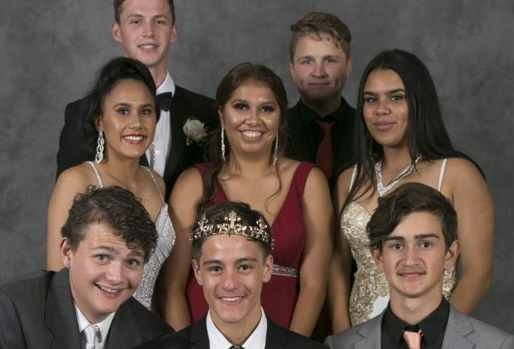 Katanning Senior High School Year 12 Ball 2018 (Copyright Bliss Studio)